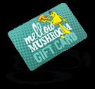 Mellow Mushroom Gift Card