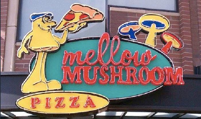 Mellow Mushroom Birmingham 1200 20th St S Ste 100