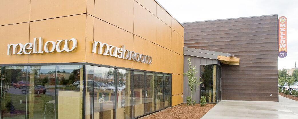 Mellow Mushroom Fayetteville NC store information exterior