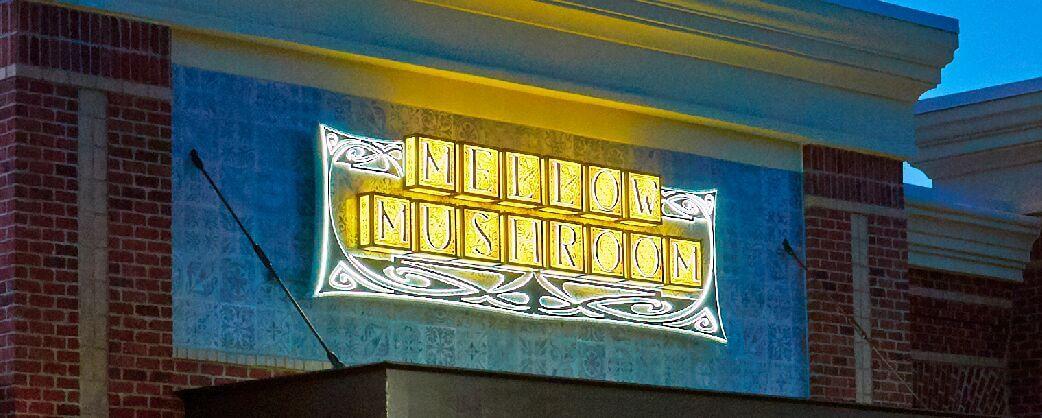 Mellow Mushroom Midlothian Signage exterior