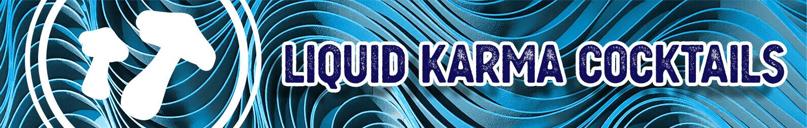 Liquid Karma Cocktails Image